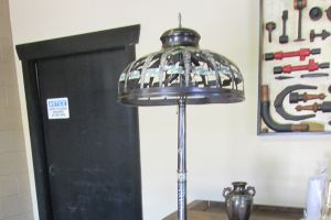 Refinished Lamp